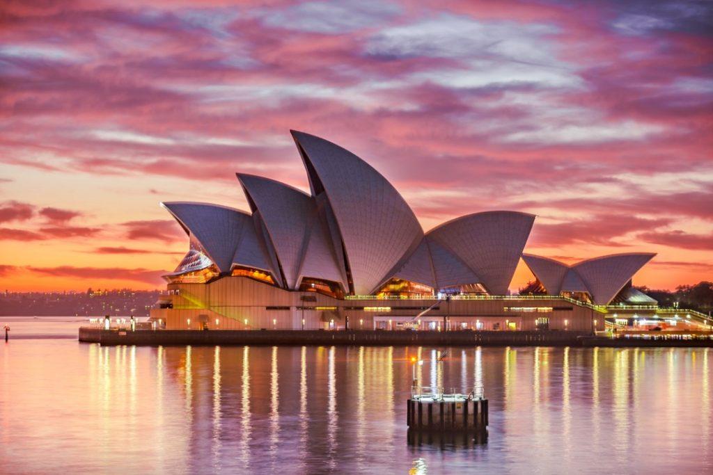 Australia Dome